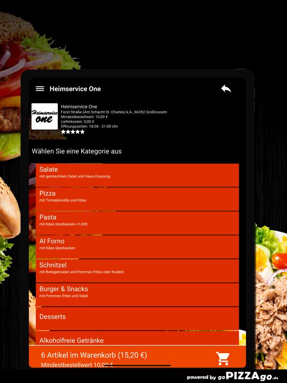Heimservice One Großrosseln screenshot 8