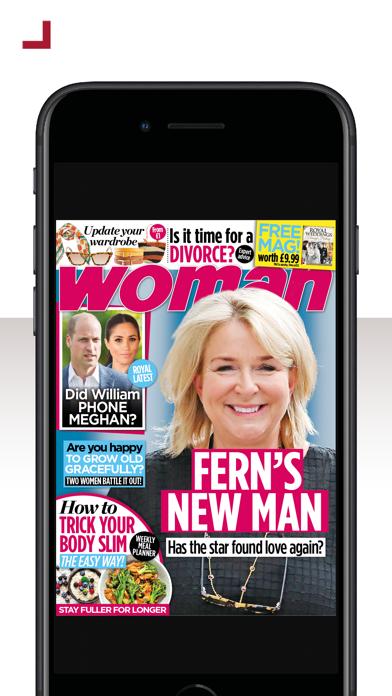 Woman MagazineScreenshot of 1
