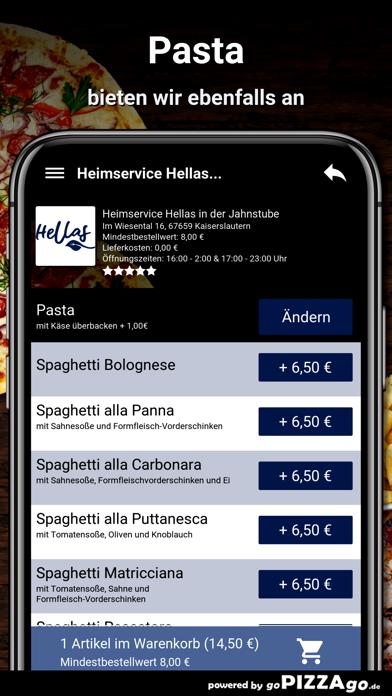 Hellas Kaiserslautern screenshot 6