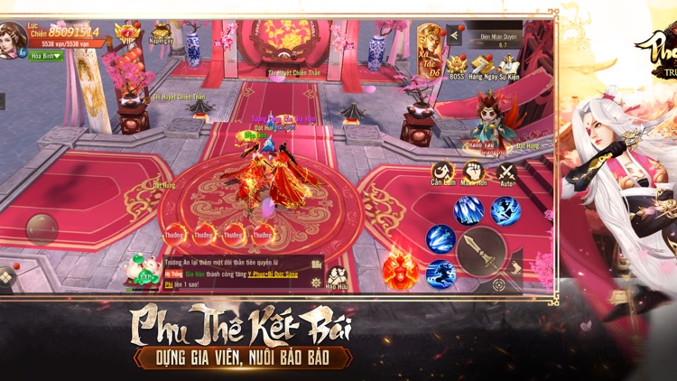 Phong Khởi Trường An screenshot-9