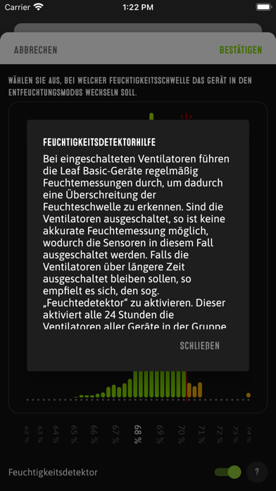 Leaf Ventilation screenshot 4