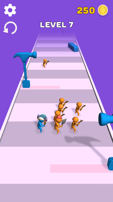 Crowd Rush 3D - Join & Clash screenshot 5