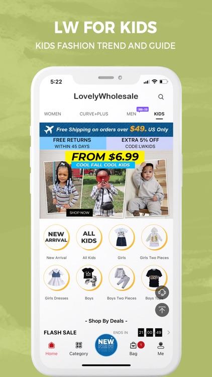 LovelyWholesale-Shopping screenshot-6