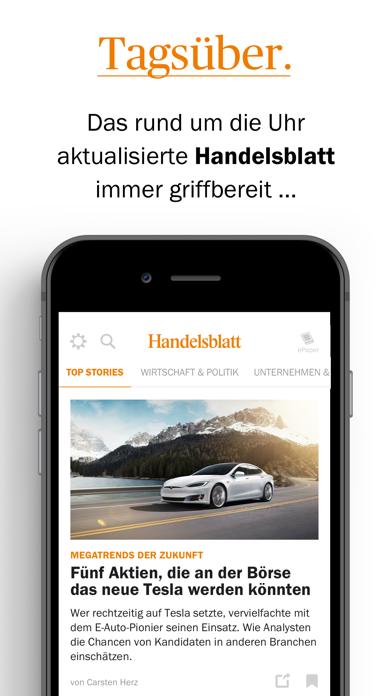 Handelsblatt - Nachrichtenのおすすめ画像4