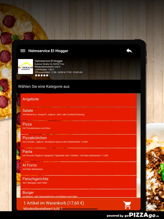 Heimservice El-Hoggar Trier screenshot 8
