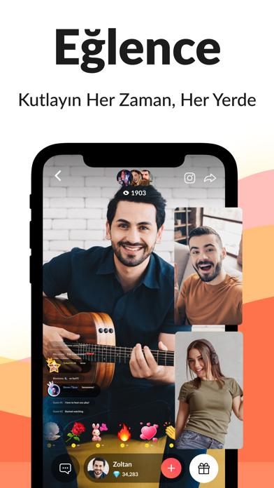 Tango - Video Canlı Yayın İzle iphone ekran görüntüleri