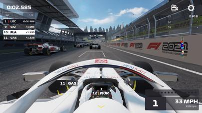 F1 Mobile Racingのおすすめ画像2