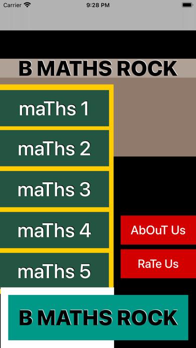 B Maths Rock紹介画像1