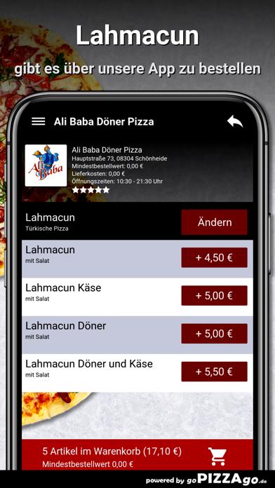 Ali Baba Döner Pizza Schönheid screenshot 6