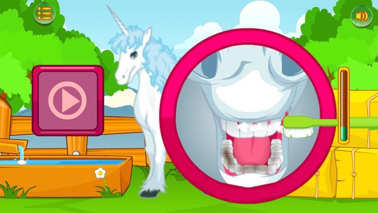 My Horse and Unicorn Grooming screenshot-3