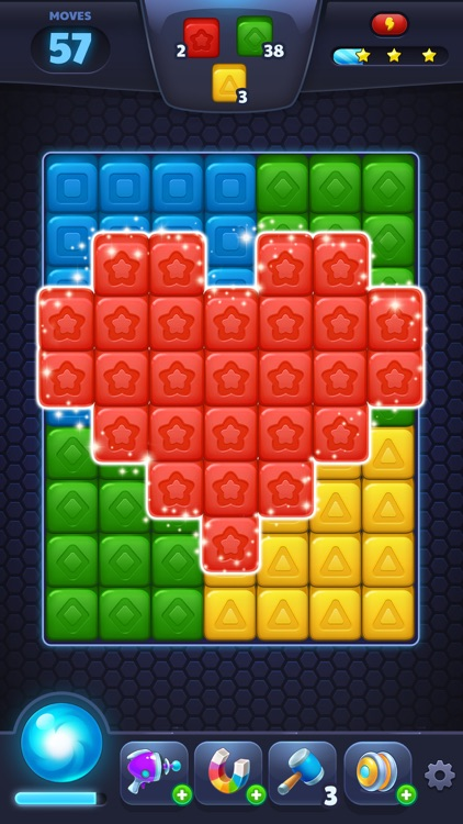 Cubes Empire Champions screenshot-3