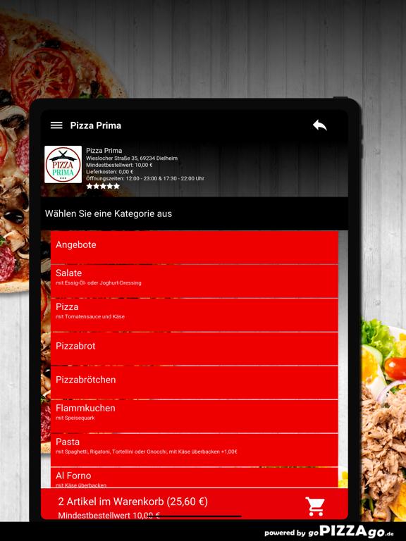 Pizza Prima Dielheim screenshot 8