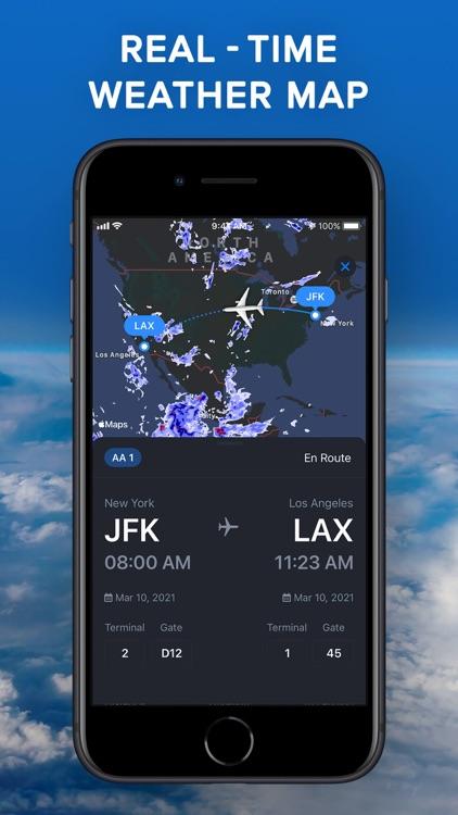 The Flight Tracker Pro screenshot-6