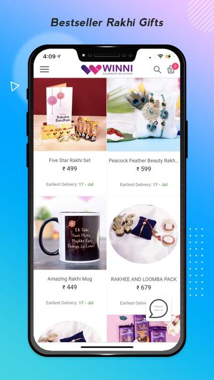 Winni - Cakes, flowers & gifts screenshot-3