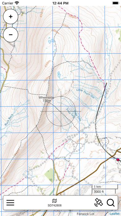 Yorkshire Dales Map Pro screenshot 3