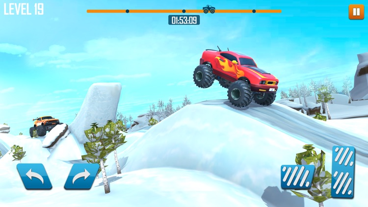 Monster Truck Race Simulator screenshot-5