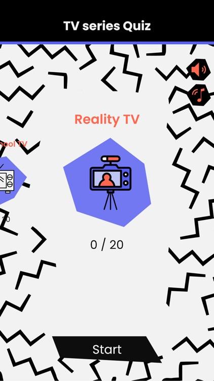 The TV Series Quiz screenshot-8