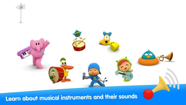 Pocoyo: Sounds Of Animals screenshot-3