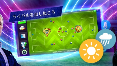 Top Eleven: サッカー マネージャー ゲーム ScreenShot1