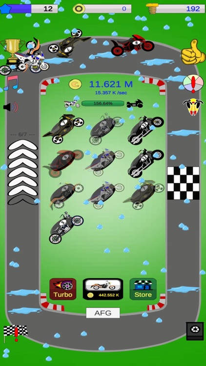 加入自行车:最佳合并和匹配有趣的摩托车超级游戏 screenshot-5