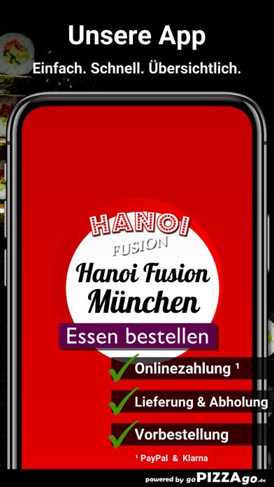Hanoi Fusion Bistro München screenshot 1