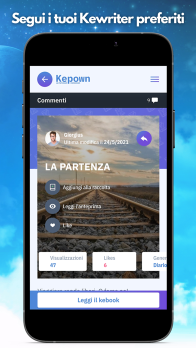 Kepown screenshot 4