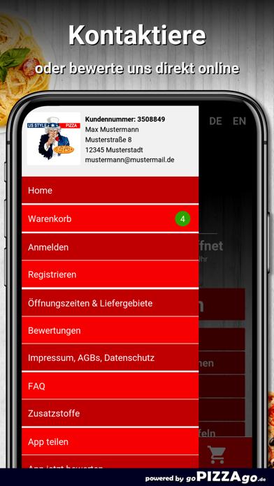US Style Pizza Duisburg screenshot 3