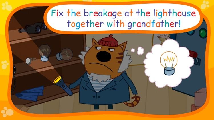 Kid-E-Cats: Bedtime Stories screenshot-3