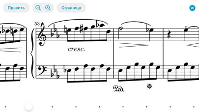 Скриншот №2 к forScore