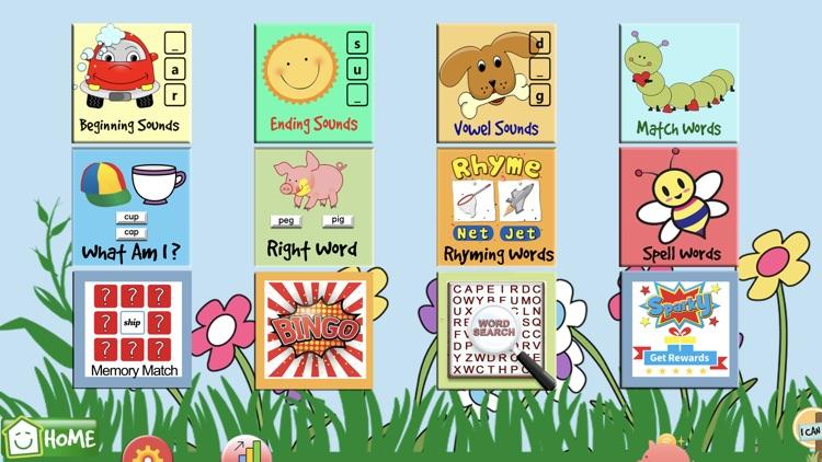 Learn 2 Read Vowels CVC Words