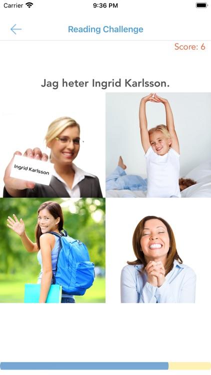 Swedish for Beginners screenshot-5