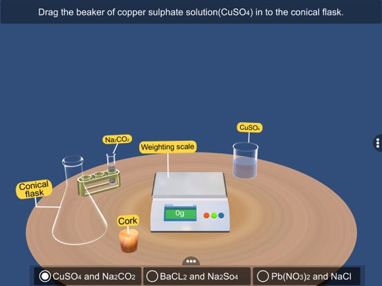 Law of Conservation of Mass screenshot 10