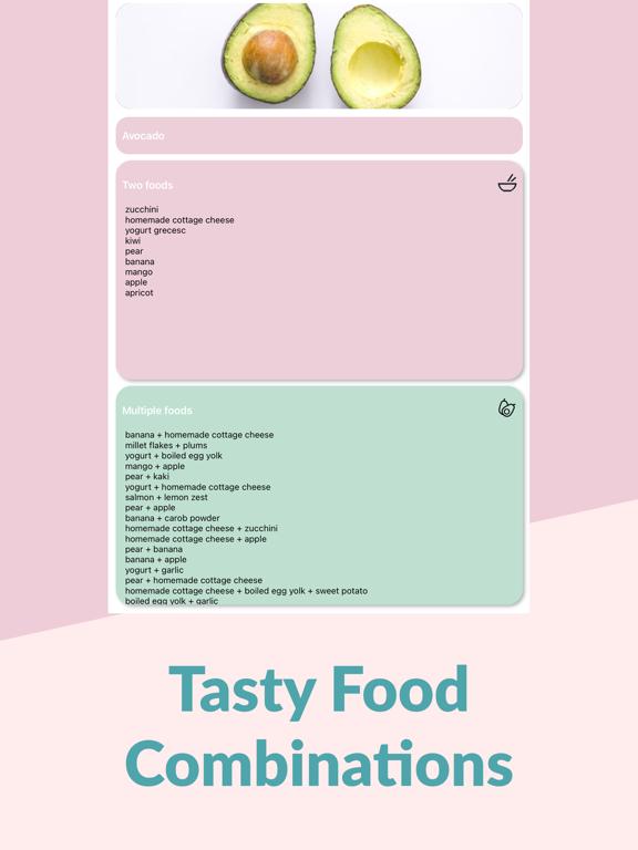 Baby Solids Food Tracker PRO screenshot 7