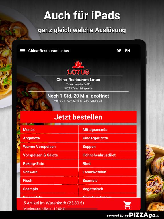 Lotus Trier Heiligkreuz screenshot 7
