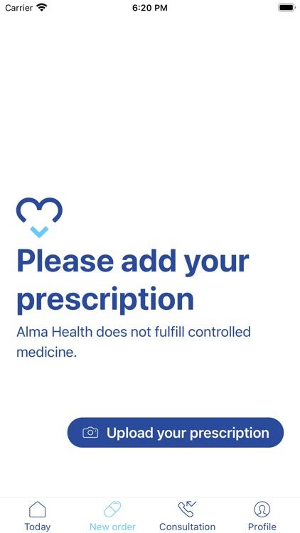 Alma Health screenshot-4