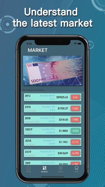 Big Winner - BTC & Crypto App