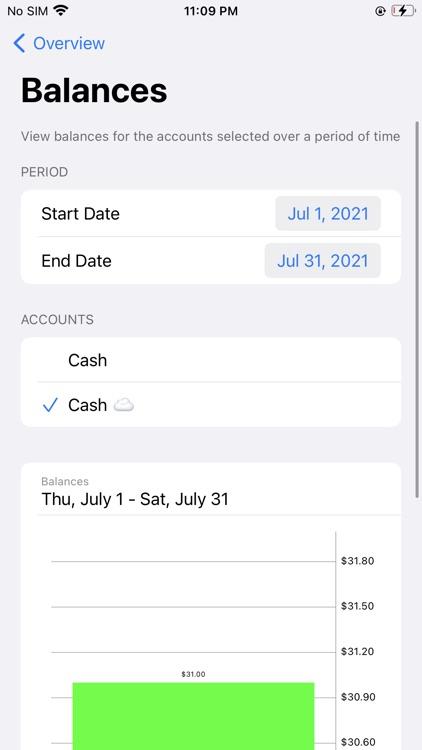 Cashflow Calendar screenshot-6