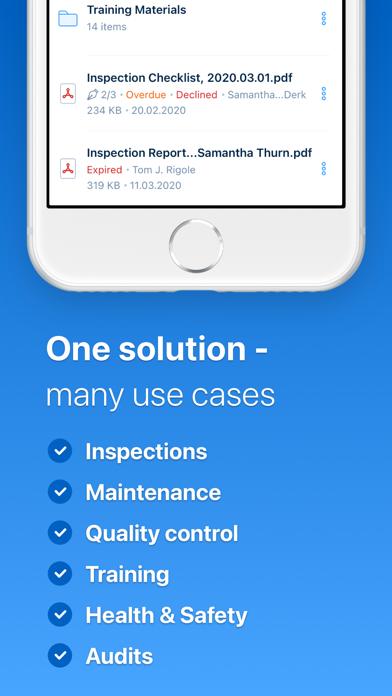 Fluix - Docs & Task Workflow ScreenShot5