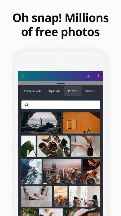 Canva: Graphic Design & Video screenshot-8