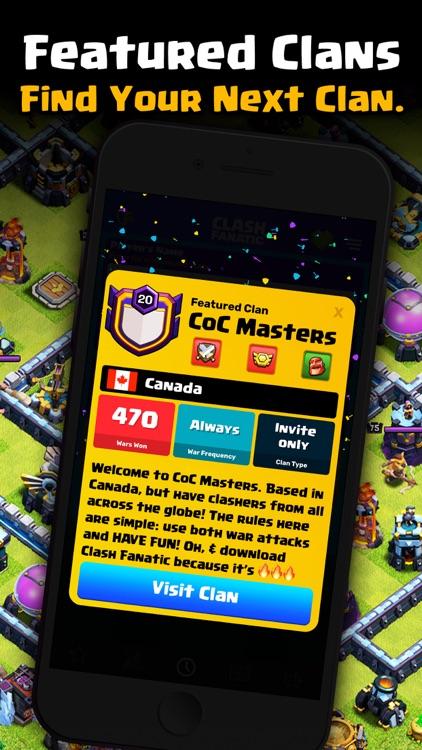CoC Fanatic: Copy Maps & Base screenshot-6