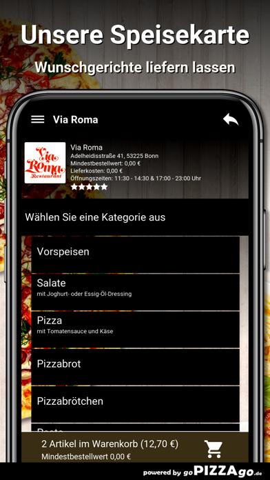 Via Roma Bonn screenshot 4