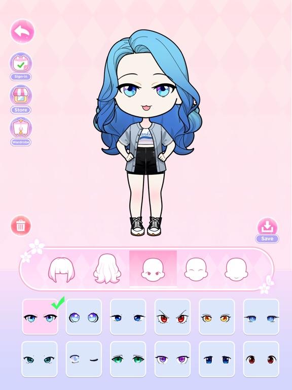 Anna Doll - Dress Up Game screenshot 9