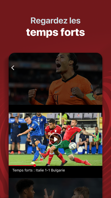 UEFA Nations League officielle