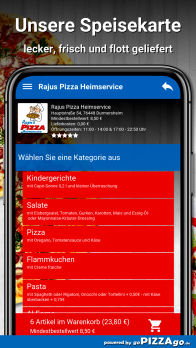 Rajus Durmersheim screenshot 4