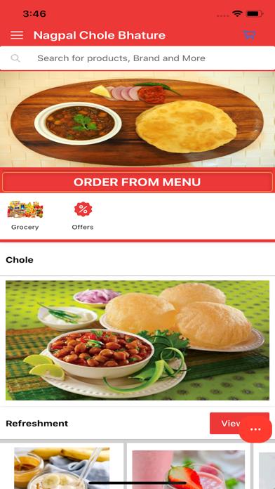 Nagpal's Chole Bhature screenshot 2