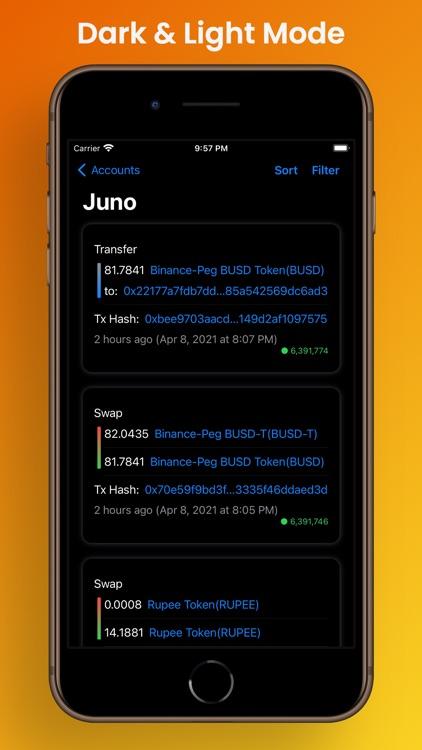 Binance Smart Chain Explorer screenshot-9
