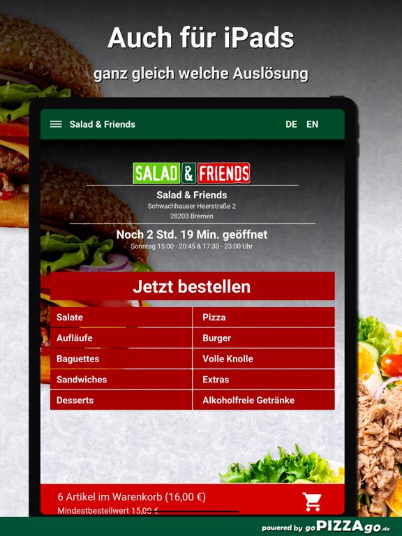 Salad & Friends Bremen screenshot 7