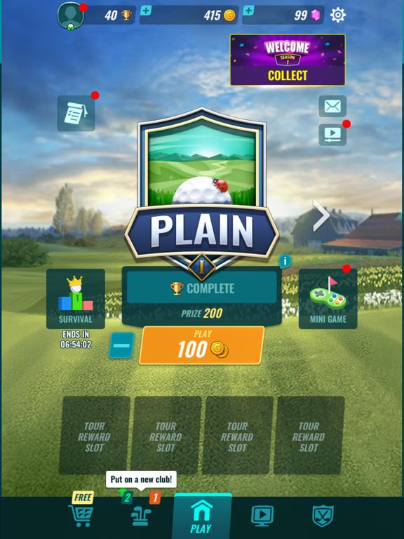 Shot Online: Golf Battle screenshot 6