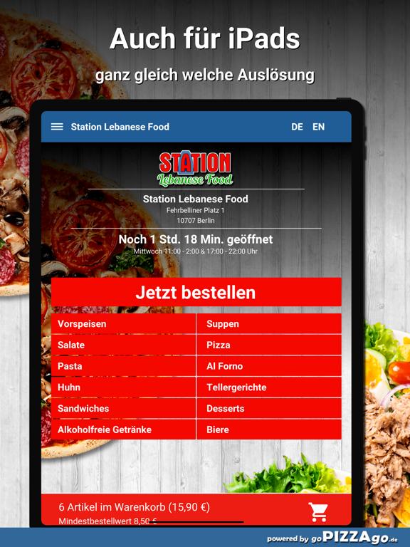 Station Lebanese Food Berlin screenshot 7