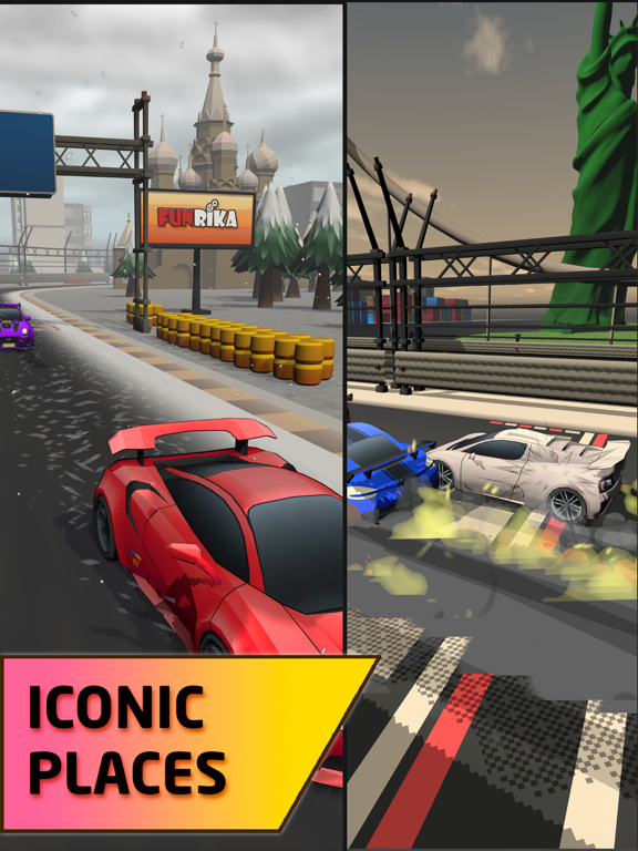 Ipad Screen Shot Top Race! 6